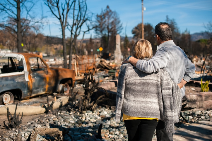 how wildfires have increased home insurance costs